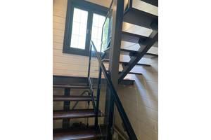 Изготовление, установка лестниц и перил