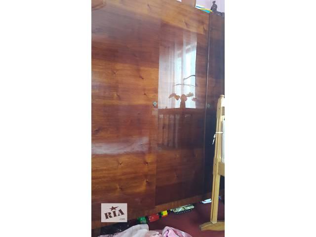 продам Шафа 3-х дверна  бу в Львове