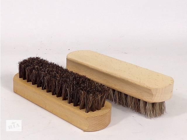 бу Щетка для обуви дорожная малая - натуральный ворс (Щ – 004) в Херсоне