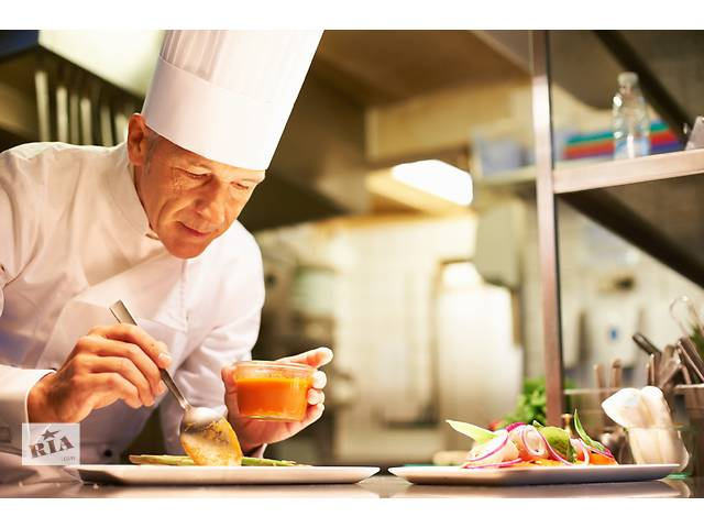 Шеф-повар- объявление о продаже   в Украине