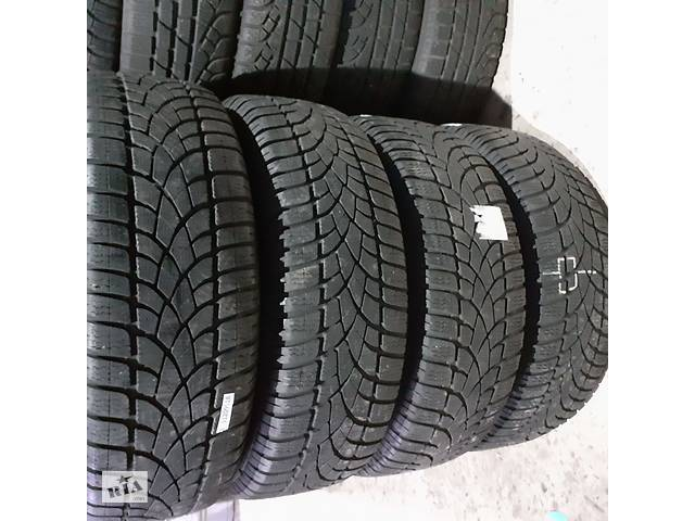 Шини  215/60/17  Dunlop 3D Зимние шины зимаTitan4uk колеса- объявление о продаже  в Львові