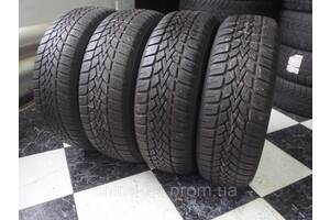 Шины бу 195/65/R15 Dunlop Sp Winter Response-2 Зима 7,96мм 2014