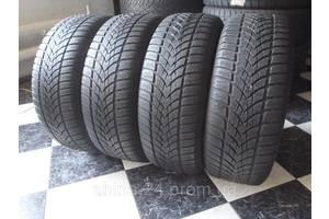 Шины бу 205/55/R16 Dunlop Sp Winter Sport 4D Зима 2013г 6,37мм
