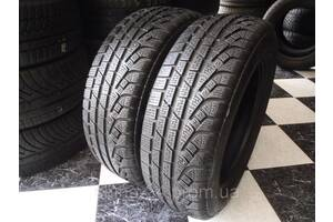Шины бу 205/60/R16 Pirelli SottoZero Winter 210 Serie 2  Ran on Flat Зима 7,99мм 2014г 215/225/55/60