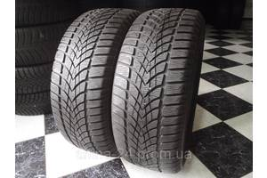 Шины бу 215/55/R16 Dunlop Sp Winter Sport 4D Зима 6,67мм