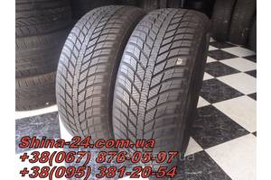 Шины бу 225/55/R16 Nexen N blue 4 Season Зима 7,9мм 2017г