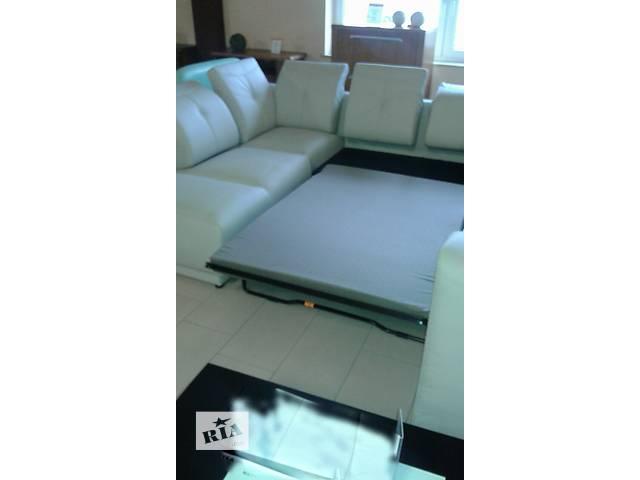 Кожаный угловой диван, уголок из натуральной кожи Magam- объявление о продаже  в Дрогобыче