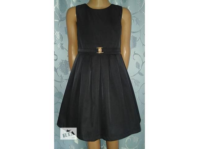 купить бу Школьное платье, юбка в складку, на подкладке, модель № 51 в Хмельницком