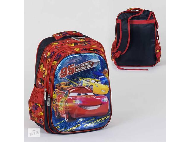 купить бу Рюкзак школьный С 36259 50 2 отделения, 3 кармана, 3D принт, мягкая спинка - 186147 в Одессе