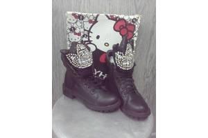 Новые Женские ботинки и полуботинки I-Shyk