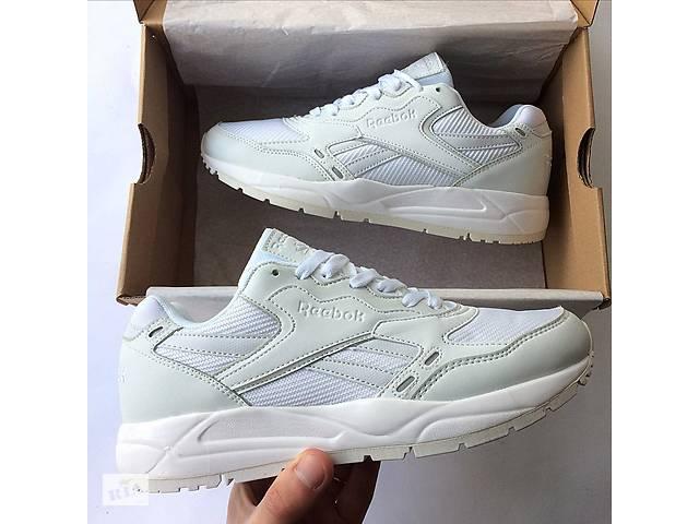 Кросівки Reebok Hexalite White.Купити білі рібок в Україні.- объявление о  продаже в a69a0dd7119d8