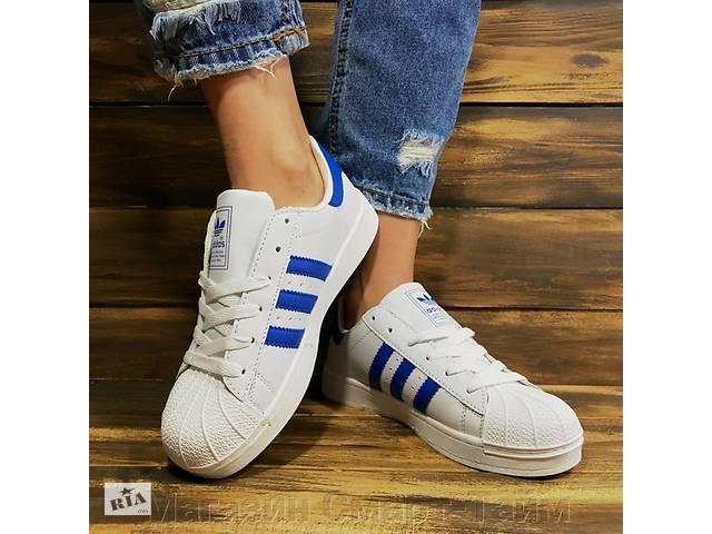 d12395a4c продам Кроссовки женские Adidas Superstar. Распродажа! Три цвета! бу в Киеве