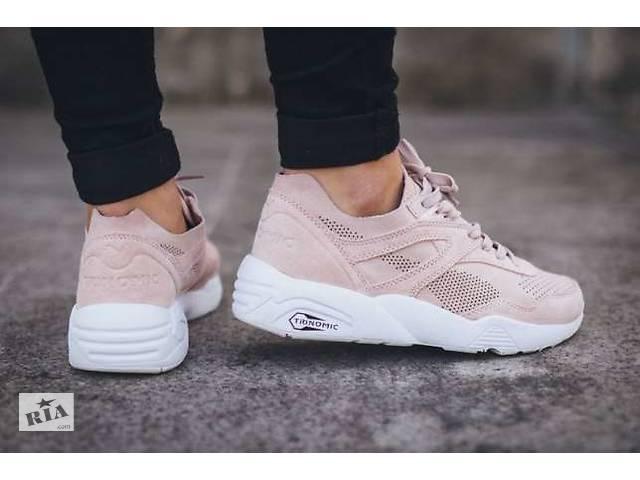 Кросівки Puma жіночі Trinomic R698 Soft Pack Pink - Жіноче взуття в ... b004e0476ff52