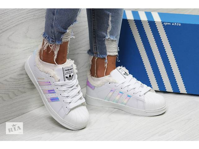 340c9c227ff203 Кросівки Зима Adidas Superstar розмір 36-41 - Жіноче взуття в ...