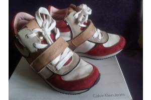 б/у Женская обувь Calvin Klein