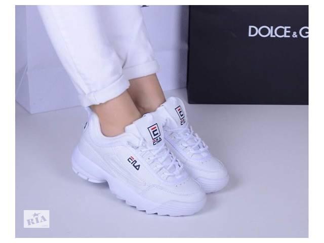 Розпродаж Кросівки Жіночі Fila Disruptor 2 - Жіноче взуття в ... 10986cc32c1d3