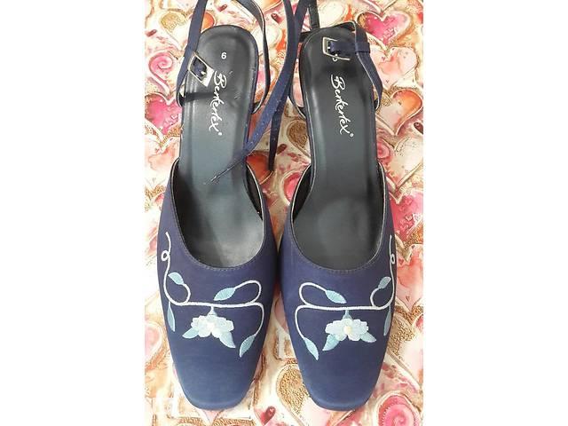 Туфли-мюли berkertex - Женская обувь в Кременчуге на RIA.com 4a92b3a816b27