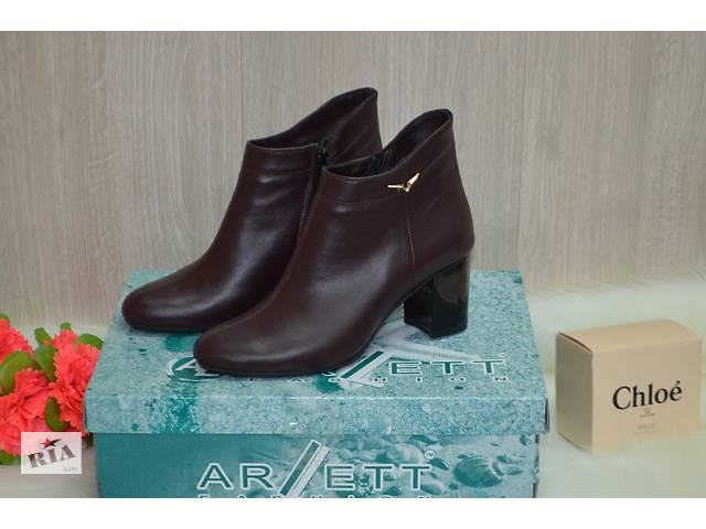 купить бу Женские демисезонные ботинки в Хмельницком