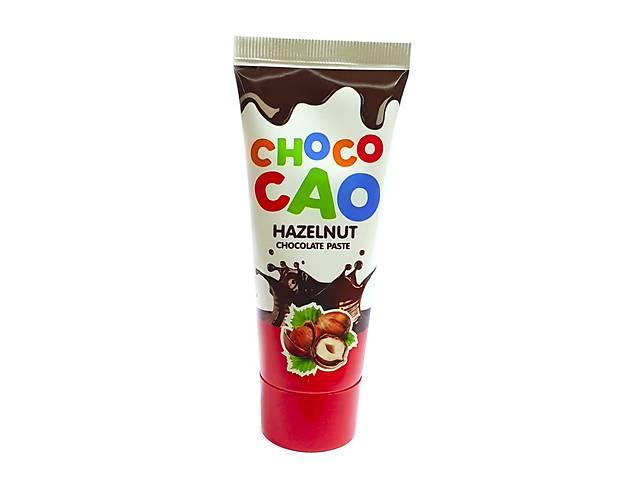 купить бу Шоколад Choco Cao с орехом фундука 65 г в Киеве