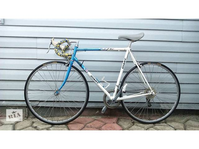 Шоссейный велосипед Giant Swift- объявление о продаже  в Доброполье (Донецкой обл.)