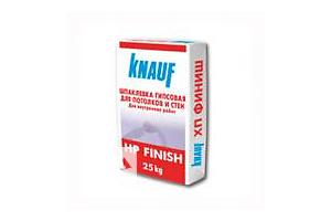 Новые Шпаклевки Knauf