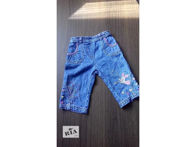 Штаны-шорты на девочку- объявление о продаже  в Виннице