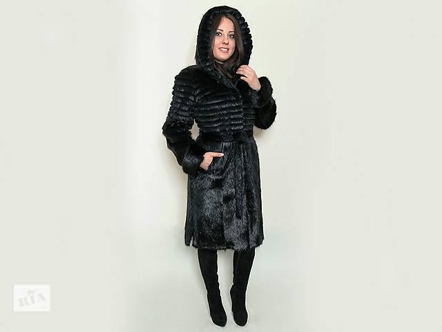 купить бу Шубы и куртки из меха нутрии по хорошим ценам в Киеве