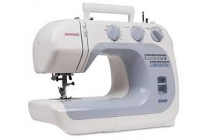Нові Швейні машинки з оверлоком Janome