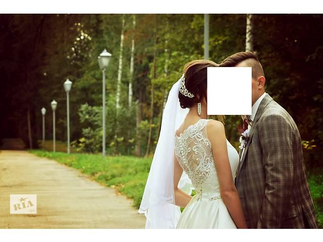 бу Шикарное свадебное платье не дорого  в Виннице