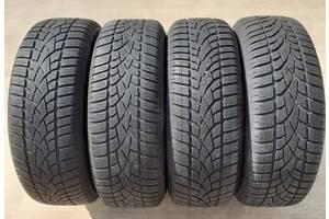 Шини 235/65/17 Dunlop Winter Sport 3D 2х7.5 mm 2x7 mm протектор зимова гума