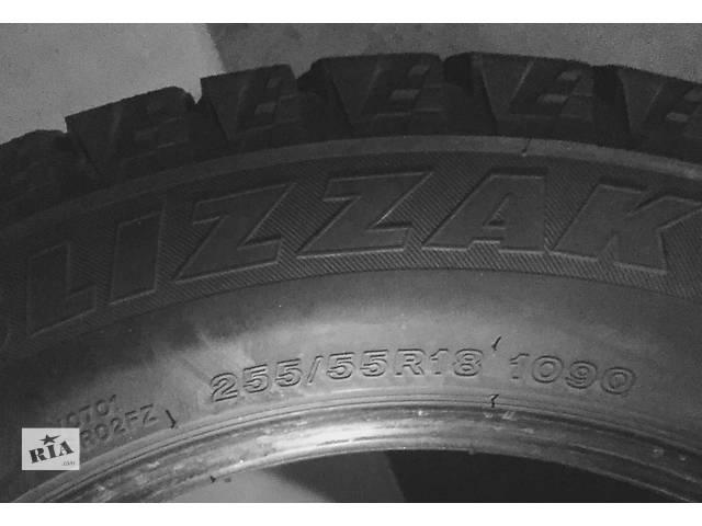 бу Шины Bridgestone Blizzak RunFlat  255/55 R18 109Q RFT в Киеве