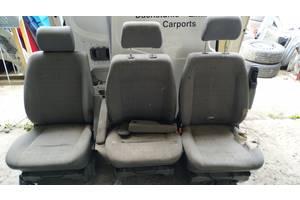 сидіння для фольксваген т4 ЦІНА ЗА 3 ШТУКИ  Б/у сиденье для Volkswagen T4 (Transporter)
