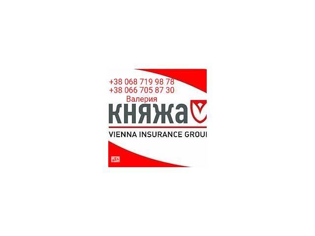 """бу СК """" КНЯЖА""""  аккредитованы на страхование для Польской рабочей и студенческой визы!    в Украине"""