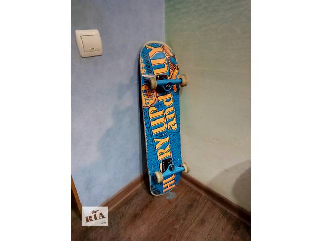 продам Скейтборд (skateboard) Anti Hero Hurry Up 7.75 deck бу в Днепре (Днепропетровск)