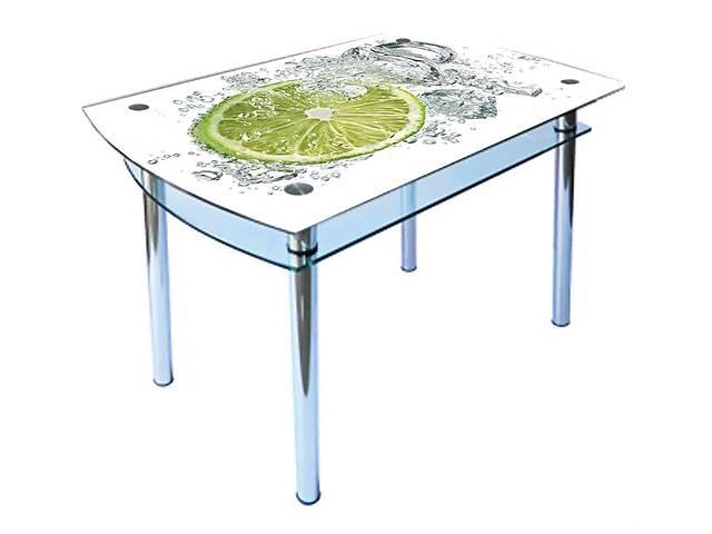 продам Стеклянные кухонные столы от производителя бу в Виннице