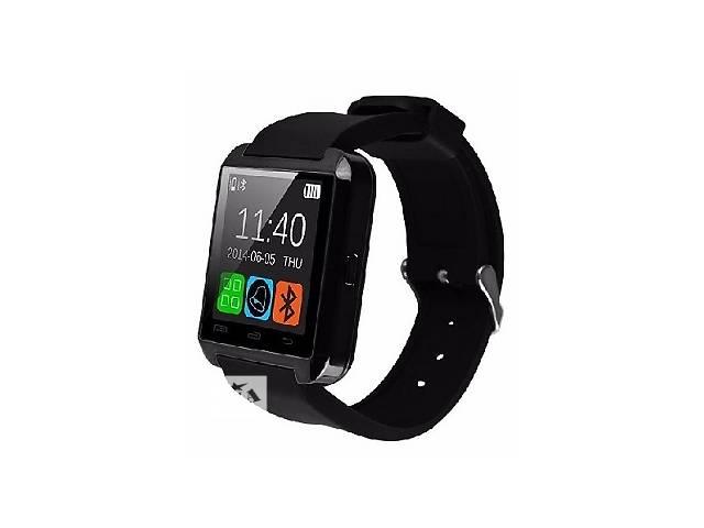 продам Смарт часы Smartwatch U8 черные бу в Харькове