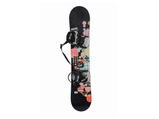 Сноуборд Roxy Girl Snowboard Бесплатная доставка- объявление о продаже  в Львове