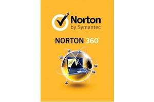 Антивирус Symantec NORTON 360 MULTIDEVICE 1.0 RU 1 USER 5LIC 12MO 1C DRM KEY (21283572)