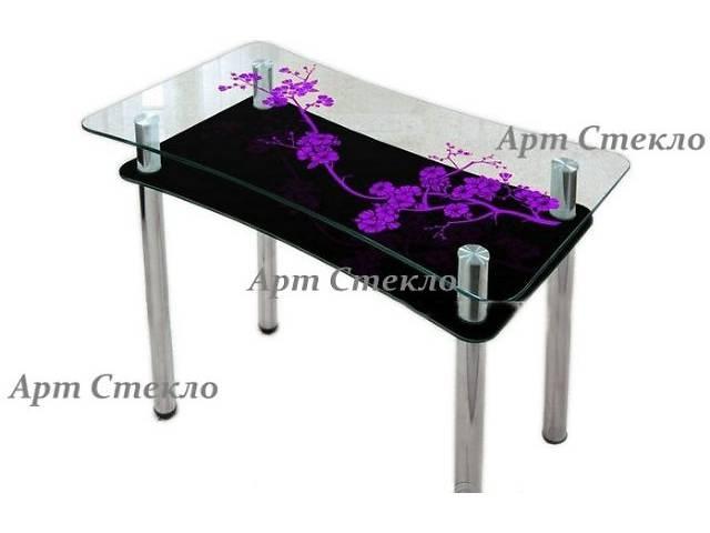 купить бу Современные стеклянные столы для кухни в Дружковке