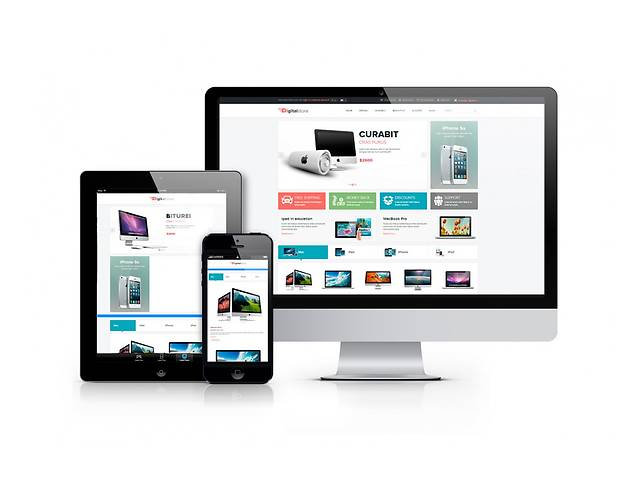 купить бу Создание и продвижение сайтов для бизнеса!!!  в Украине