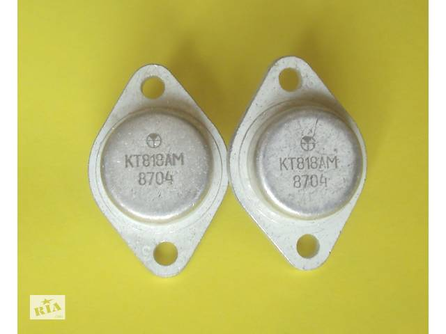 купить бу Транзистор КТ818АМ в Харкові