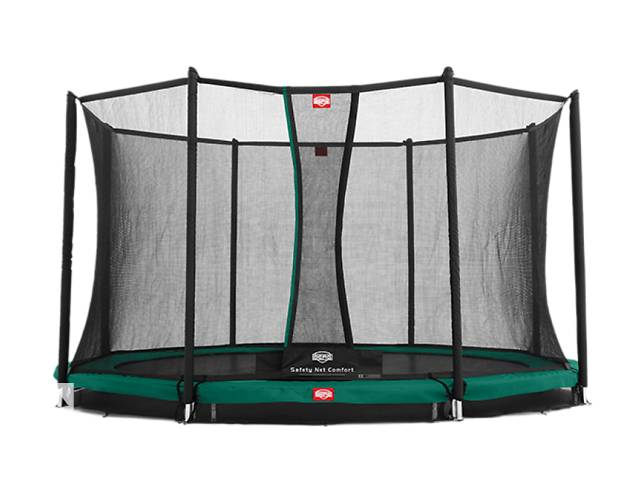 продам Батут Berg InGround Favorit 380 + Safety Net Comfort(InGr) 380 бу в Дубно