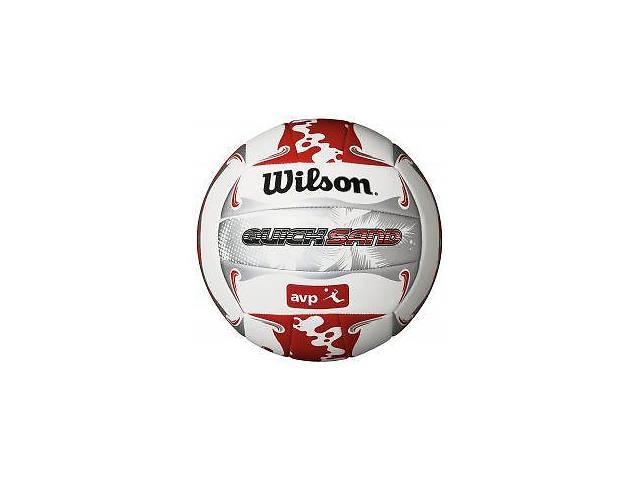 купить бу Мяч волейбольный Wilson AVP Quicksand Aloha Art. 4ist-735435935 в Киеве