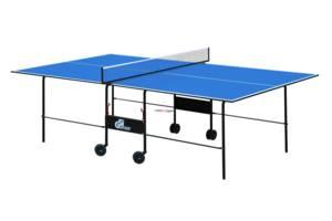 Теннисный стол для помещений Athletiс Light (синий) Gk-2