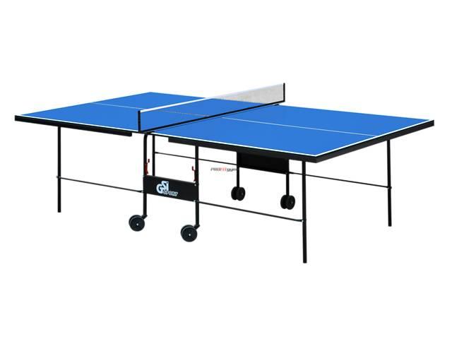 Теннисный стол для помещений Athletiс Strong (синий) Gk-3