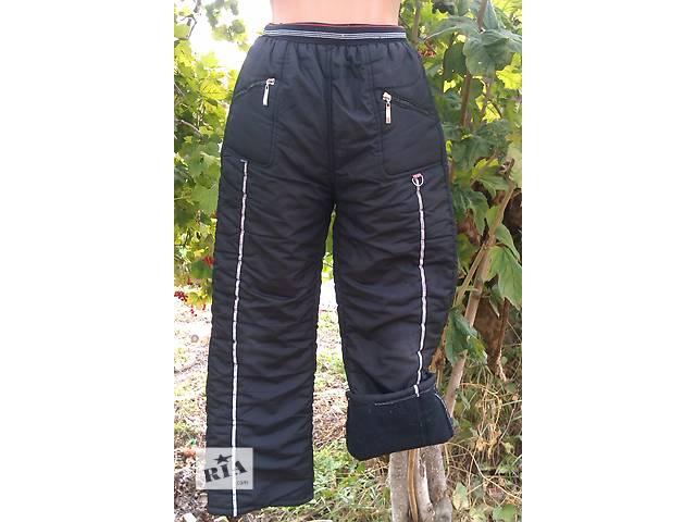 продам спортивные брюки на флисе бу в Изюме