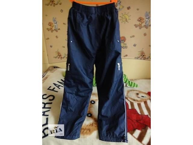 бу Спортивные штаны утепленные на мальчика 10 лет в Одессе