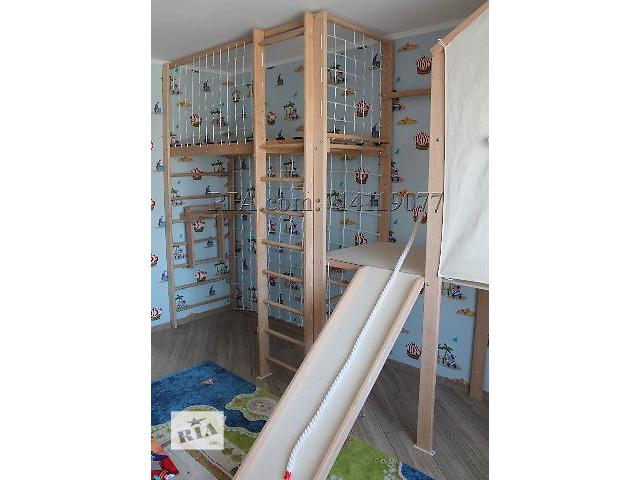 продам Спортивный комплекс + домик + чердак №5 (ольха) бу в Киеве