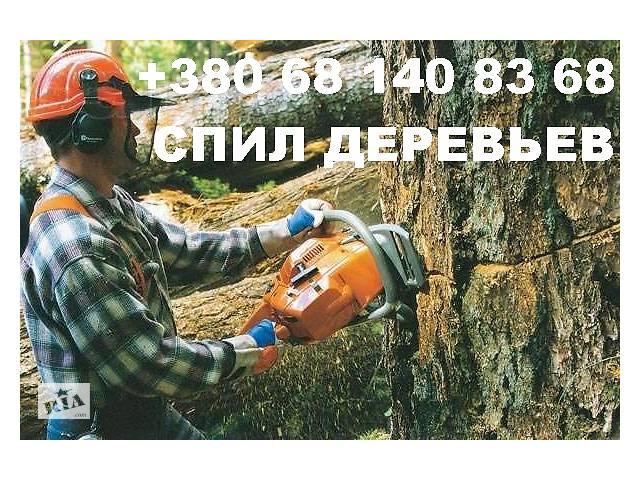 Спил/обрезка/омоложение/удаление деревьев Кривой Ро- объявление о продаже  в Днепропетровской области