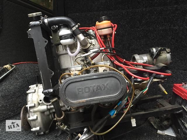 купить бу СРОЧНО Двигатель Rotax 582 Bombardier после капремонта в Черновцах